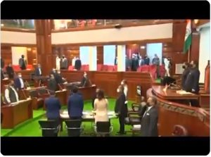 After 58 years 'Jana Gana Mana' played for the first time in Nagaland Assembly