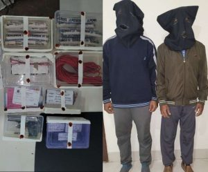 Lucknow – 2 PFI members arrested with explosives