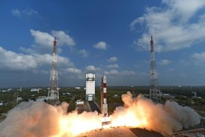 India has launched 328 satellites from 33 different countries