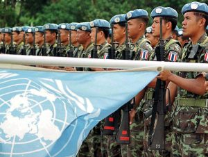 Vaccine Maitri – India to gift 2 lakh vaccine doses to UN peacekeeping forces
