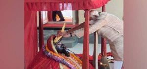 प्रधानमंत्री ने जेशोरेश्वरी काली शक्तिपीठ में पूजा अर्चना की