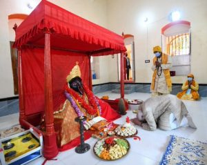 Prime Minister performs Pooja at Jeshoreshwari Kali Shaktipeeth