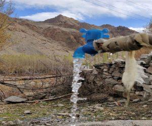 जल जीवन मिशन : -30 डिग्री सेल्सियस तापमान में भी सुनिश्चित की नल से पेयजल आपूर्ति