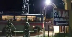बड़ी कार्रवाई, जम्मू कश्मीर में 155 अवैध रोहिंग्याओं को किया गया जेल
