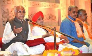 श्रीराम मंदिर के लिए राजस्थान से सर्वाधिक 515 करोड़ निधि का समर्पण – चंपत राय