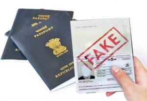 Telangana – 80 Another fake passports detected in Bodhan