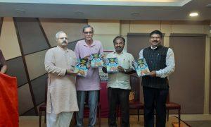 Chennai – Two books released by Vijayabharatham Prasuram
