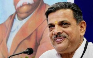 Dattatreya Hosabale new Sarkaryawah of RSS