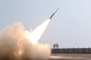 डीआरडीओ ने सॉलिड फ्यूल डक्टेड रैमजेट का सफल उड़ान परीक्षण किया