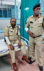 मध्यप्रदेश – नाइट कर्फ्यू के दौरान पुलिस कर्मियों पर हमले की दूसरी घटना