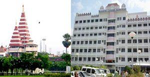 महावीर मंदिर प्रबंधन ने अग्रसेन सेवा सदन में कोविड अस्पताल बनाया