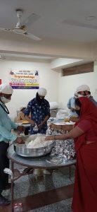 माधव सेवा न्यास – 11 दिन में 1179 कोरोना पीड़ित परिवारों तक पहुँचाए भोजन पैकेट