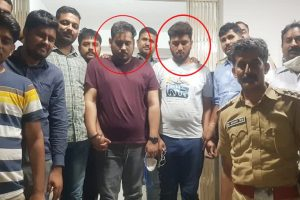 उदयपुर – डॉ. मोहम्मद अबीर, व एक मेडिकल स्टूडेंट रेमडेसिविर की कालाबाजारी करते गिरफ्तार