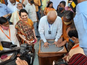 Developing Capable Society through Art is Our Goal – Dr. Mohan Bhagwat Ji