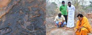 Andhra Pradesh – Ancient inscriptions found in Srisailam