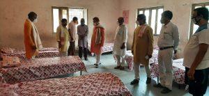 काशी – सेवा भारती के कार्यकर्ता घर पर पहुंचाएंगे दवा
