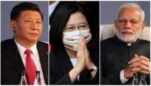 India's response to Chinese aggression against Taiwan