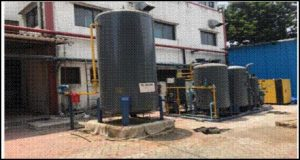 Production of Medical Oxygen from modified Industrial Nitrogen Plants, 30 industries identified