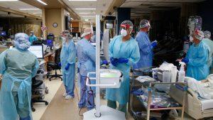एमबीबीएस, नर्सिंग फाइनल ईयर के छात्र कोविड ड्यूटी में तैनात होंगे, सेना ने भी 600 रिटायर्ड डाक्टरों को बुलाया