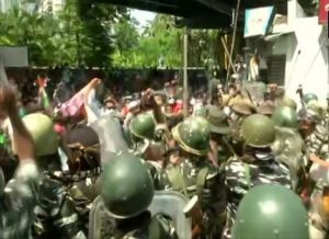 केंद्रीय सुरक्षा बल पर हमले एवं बंगाल में फैली अराजकता के लिये ममता ज़िम्मेदार – अभाविप