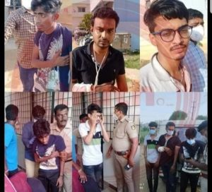 Bengaluru – 5 Bangladeshi intruders arrested for raping and assaulting a woman