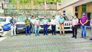 हिमाचल – स्वयंसेवकों ने अपनी निजी कारों को एंबुलेंस में बदल स्वास्थ्य विभाग को सौंपा, चालक के रूप में भी सेवा देंगे