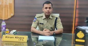 Bhainsa – Abdul Kaif and a minor arrested for writing 'Jai Shriram' on Masjid walls