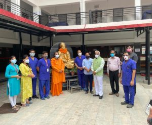 स्वामी रामप्रकाश धर्मार्थ चिकित्सालय में 26 नए बेड्स शुरू, निःशुल्क चिकित्सा सुविधा दे रहा अस्पताल