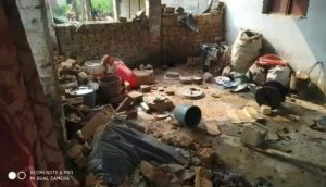 प. बंगाल में बड़े पैमाने पर हिंसा, 11 भाजपा कार्यकर्ताओं की हत्या, हजारों घरों में तोड़फोड़