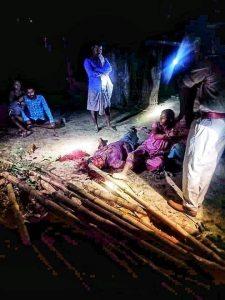 बंगाल हिंसा – राजनीतिक हिंसा नहीं, समाज विघातक तत्वों का पूर्व नियोजित हमला