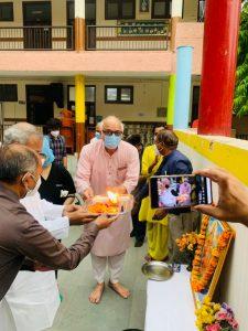 सेवा भारती ने दिल्ली में खड़ी की आइसोलेशन सेंटरों की श्रृंखला