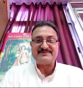 समाज का मनोबल गिराने वाली सूचनाएं प्रसारित न करें पत्रकार – आलोक कुमार