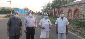जम्मू कश्मीर – बंगाल में हिंसा पर अंकुश लगाने की मांग के साथ प्रबुद्धजनों ने राष्ट्रपति को भेजा ज्ञापन