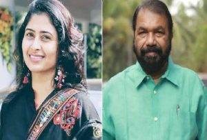 Kerala – Minister extends support to sedition accused model Aisha Sultana
