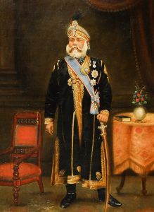 राजा दाहिरसेन जी की अनुकरणीय देश भक्ति