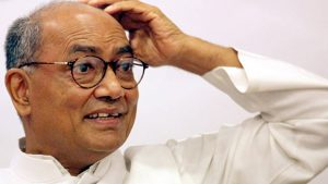 दिग्विजय ने पाकिस्तानी पत्रकार से कहा, धारा-370 हटाना दुःखद, कांग्रेस इस पर विचार करेगी