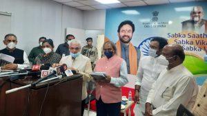 बंगाल हिंसा – सुनियोजित रूप से हिंसा को अंजाम दिया गया, पुलिस ने नहीं की कोई कार्रवाई