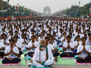 'कर्मसु कौशलम्' से 'चित्तवृत्तिनिरोधः' तक योग की यात्रा….