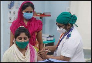 88.13 लाख से अधिक खुराक लगाकर भारत ने एक दिन में सबसे ज्यादा टीके लगाने का रिकॉर्ड बनाया