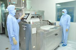 Haffkine Biopharma to produce 22.8 crore doses per annum of Covaxin under technology transfer arrangement with Bharat Biotech