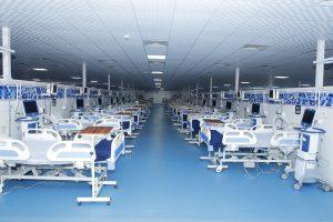 उत्तराखंड – हल्द्वानी में डीआरडीओ द्वारा स्थापित 500 बिस्तरों वाले कोविड केयर अस्पताल का उद्घाटन