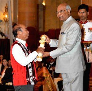 Padma Shri Piyong Jamir passes away