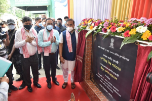 Assam – 300 Bed Covid Hospital Built by DRDO in Just 20 Days