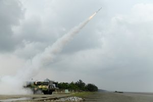 DRDO successfully flight-tests surface-to-air missile Akash-NG