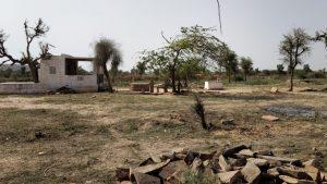 वोट बैंक के लिए तुष्टीकरण की नीति – नियमों के विरुद्ध जल स्रोत की भूमि मदरसे के लिए आवंटित