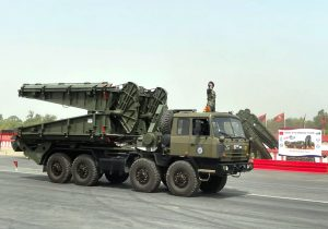 DRDO's Short Span Bridging System-10m inducted into Indian Army