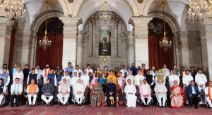 Cabinet Reshuffling – Arunachal Pradesh Gets First-Ever Cabinet Minister, Tripura First Ever Minister, 16 first-time MPs inducted into the Council of Ministers