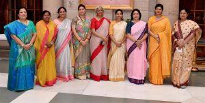 केंद्र सरकार में महिला शक्ति पर विश्वास, 7 महिला राज्य मंत्रियों ने ली शपथ, केंद्रीय मंत्रीमंडल में 11 महिला मंत्री