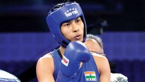 Lovlina Borgohain assures a medal for India at the Tokyo Olympics