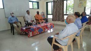 सेवा भारती के स्वयंसेवक स्थानीय प्रशासन का सहयोग करना जारी रखें